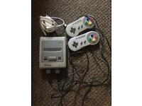 Mini Nintendo SNES