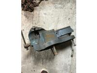 Record no24 large vice, no3 vice & pipe clamp