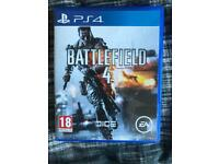 Battlefield 4 PS4 Game