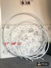 Balloon / flower hoop