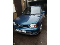 Nissan micra k11 excellent condition great milleage