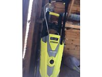 Yellow parkside pressure washer for sale loads of power no faults any test welcome