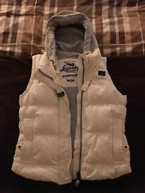 Superdry Women's Large Academy Gilet