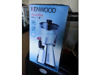 Kenwood SB266 Smoothie Maker 500 watts 1.5 Litre capacity 2 Speed-Shiny Chrome
