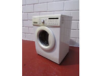 DAEWOO DWD-G1241S WASHING MACHINE GREAT CONDITION FREE DELIVERY IN LIVERPOOL