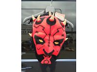 Star wars Darth Maul Rucksack / backpack / bag - new unused with label