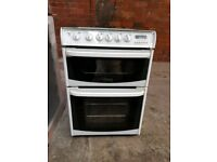 CANNON 60cm cooker Full Gas Double Oven in good working and condition £130