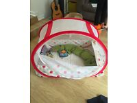 Koo-di Travel Pop-Up Bubble Cot