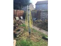 Rotary Airer/Washing Line (Secondhand)