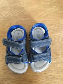 Next Sandals - toddler boy size 5