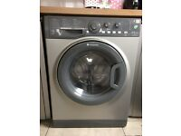 Hotpoint Aquarius 8kg washer and 6kg dryer