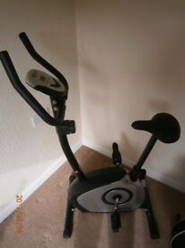 Dynamix Exercise Bike like new condition