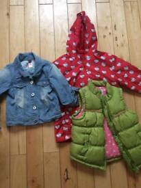 Girls clothes bundle 5-6 year old