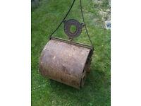 Vintage Garden Lawn Roller, Antique Barford & Perkins Ltd Water Ballast