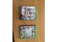 Xbox games for sale!