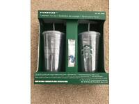 Starbucks Tumbler set