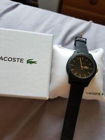 Lacoste 12.12 watch