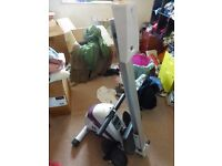 Rowing Machine by Kelly Holmes