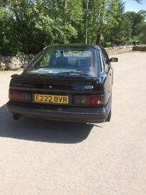 Ford Sierra xr4x4i sale or swap for campervan £3750
