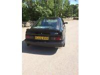 Ford Sierra xr4x4i sale or swap for campervan £3750