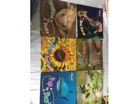Life cycle books x 12