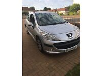 1.4 Peugeot 207 S for sale