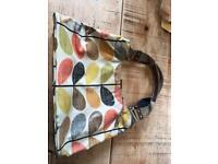 Orla Kiely handbag medium size great condition
