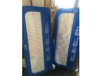 2 Summer children's bed guards