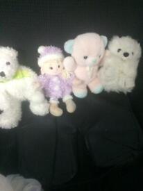 Bears four a £1