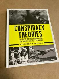 Conspiracy Theories. The Facts and the Evidence. Book
