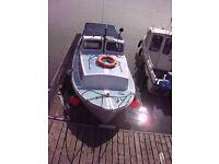 seafarer 21ft cabin cruiser/fising boat, 2berth