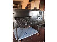 """Pizza Oven Middleby Marshall 20"""" Belt Gas"""