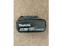 Makita battery