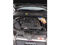 Audi A4 tdi s line convertible 56 reg