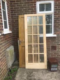 High quality wooden interior doors