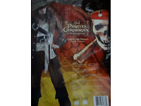 Pirates Of The Caribbean Jack Sparrow XL