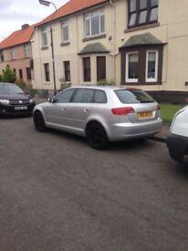 Audi A3 sportback 2.0 tdi swap px
