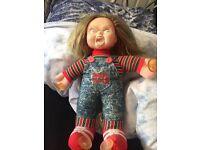 Chucky doll very rare horror figure