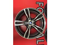 """19"""" ALLOYS WHEELS TO FIT 5 SERIES E60 E61 - BRAND NEW - NO SPACERS NEEDED - LATEST DESIGN"""