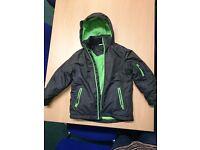 Crane Ski Jacket new without tags age 8