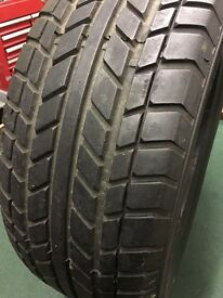 "205 55 R15 Austine 15"" tyres - very low wear - can be sold separately - no nails or punctures"