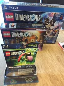 lego dimensions bundle brand new unopened gift