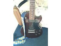 Gibson Les Paul Junior Special, P90 pickups, Gloss Cherry, Grover Tuners