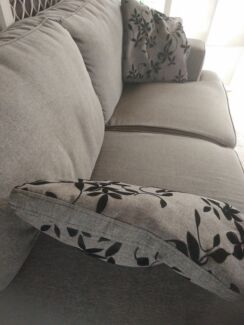 2 Piece Sofa Set (Going overseas, must sell!)
