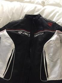 Ladies biker jacket 10/12