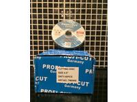 Box of 50 cutting disc ( angle grinder,grinding,tools)
