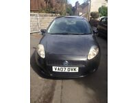 2007 Fiat Grande Punto. 1.3 Diesel with Good engine. Needs some repairs and bodywork
