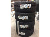 4 x 215/45/r16 Yokohama Advan AD08R Tyres BRAND NEW AD08-R Track