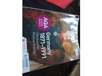 Pickup only. Aqa german history A level textbook
