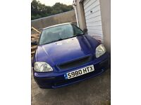 Honda Civic Illusion 1.4 injection for sale